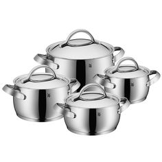 Cookinglife - WMF Pannenset Concento 4-Delig