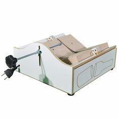 maquina 110v de cortar garrafas de vidro 770wats de potencia