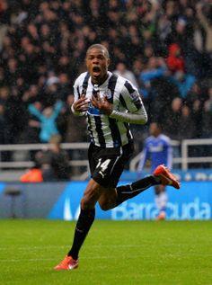 Loic Remy on Newcastle United