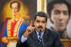 El presidente de Venezuela, Nicolás Maduro, felicitó hoy a Colombia por el acuerdo de paz logrado entre el Gobierno y las Fuerzas Armadas Revolucionarias de Colombia (FARC) tras casi cuatro años de negociaciones para poner fin a más de 50 años de conflicto armado en ese país.</p>