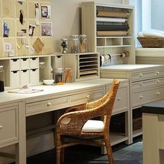 Craft Room Laundry Room, Transitional, laundry room, Martha Stewart Sharkey Gray, House & Home