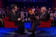 Rachel Maddow brought out a side to Senator Sanders that a lot of Democrats have been waiting to see. Share this information!Share on TumblrPocketPrint
