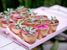 Image result for diy succulent wedding favors
