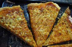 Jak připravit domácí sýrovou pizzu | recept Pizza, Cheese
