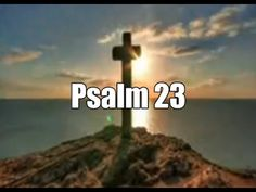 PSALM 23 - Juanita Bynum - YouTube -- This is SO beautiful.