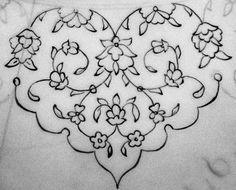 Islamic Art Pattern, Arabic Pattern, Pattern Art, Hand Embroidery Designs, Embroidery Patterns, Persian Motifs, Iranian Art, Arabic Art, Turkish Art