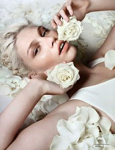 Aline Weber by Liz Collins for Numéro #132 | Fashion Gone Rogue: The Latest in Editorials and Campaigns
