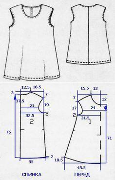 летние платья для полных женщин своими руками с выкройками: 15 тыс изображений найдено в Яндекс.Картинках