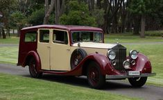 1938 Rolls-Royce 25/30hp Shooting Brake
