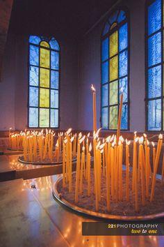 Η βάπτιση του μικρού Χαράλαμπου.  Ι.Ν. Αγίας Παρασκευής, Αγία Παρασκευή.  221 wedding and baptism photography  #φωτογραφια #βαπτισης #baptismphotographygreece Candles, Candy, Candle Sticks, Candle