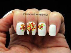 Creative Nail Design – Creatively Craft Your Nails: Creative Nail Design Autumn Hipsterwall ~ frauenfrisur.com Nails Inspiration