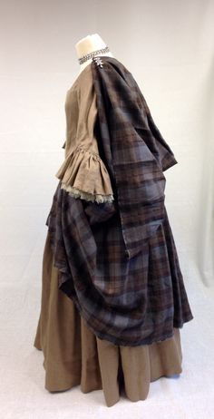 Claire's dress from Outlander