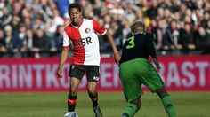 Jean-Paul Boëtius. Maakt al maanden een onvergetelijke indruk, en liet de Ajax-verdediging al twee keer alle hoeken van het veld zien. Een van de grootste talenten van de laatste jaren, hopelijk blijft hij nog lang bij onze club.