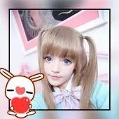 Cute Kawaii Photo Sticker