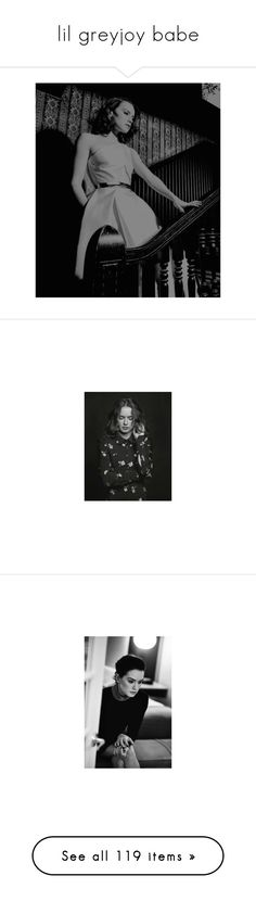 """""""lil greyjoy babe"""" by arya-starks ❤ liked on Polyvore featuring daisy ridley, star wars, home, kitchen & dining, black and white, photos, jewelry, daisy jewelry, party jewelry and daisy jewellery"""