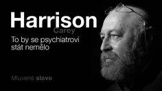 MLUVENÉ SLOVO Harrison, Carey To by se psychiatrovi stát nemělo KOMEDIE ...