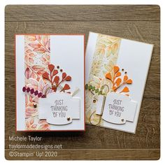 Looking out my window today I noticed the last of the Autumn coloured leaves on the trees in the garden. The Forever Fern stamp set it simply perfect for the 'baby wipe' technique. Using Stampin' Refills in a range of Autumn colours I created my own stamp pads. I am very happy with the results. . . . #stampinup #stampinupaustralia #taylormadedesigns58 #newannualcatalogue #sneakpeek #foreverfernstampset #autumninaustralia #oldiebutagoodietechnique