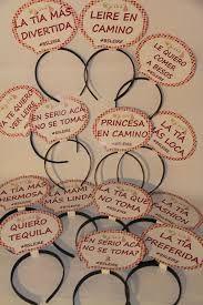 Resultado de imagen para carteles habladores para baby shower