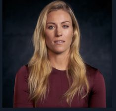 The 2018 Off-court Pictures Thread Angie Kerber, Mikaela Shiffrin, Angelique Kerber, Tennis Players Female, Cheerleading Outfits, German Women, Sport Tennis, Tennis Stars, Sports Stars