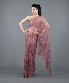 Exporter of French Chantilly lace saree - French Chantilly Lace Saree, French Net Saree, Chantilly Lace Saree offered by Mohan Textile, Chennai, Tamil Nadu. Kebaya Lace, Lace Saree, Chiffon Saree, Net Saree, Silk Sarees, Trendy Sarees, Stylish Sarees, Indian Designer Outfits, Designer Dresses