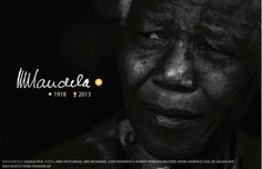 Nelson Mandela: Homenagens Interativas