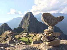 Pau En Machu Pichu