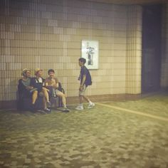 Lifestyles  Man in Hong Kong