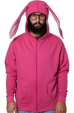 A Christmas Story Bunny Hoodie