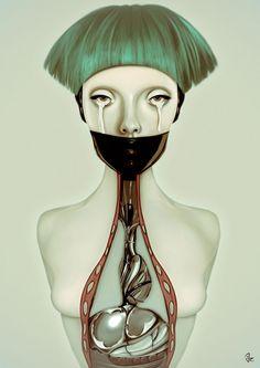 Giulio Rossi es un artista y diseñador gráfico italiano, autodidacta en las…