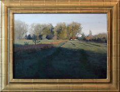 """Farm At Dawn (Near Ridby, ID) - 24"""" x 17"""""""