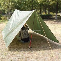 Waterproof #sunshade tarp shelter #awning #canopy camping tent shelter cover,  View more on the LINK: http://www.zeppy.io/product/gb/2/152163420534/