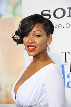 Megan good short hairstyles page 6 the best hair style in 2018 flashback friday meagan good source megan good short hairstyles the best hair style in 2018 urmus Images