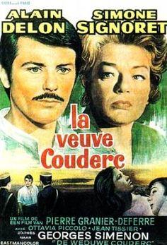 La veuve Couderc, de Pierre Granier-Deferre - 1971