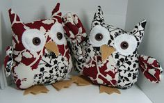 "Cute stuff by Shirley: ""Obsessed"" more Stampin Up Fabric Owls and Staging the Stamp Show in Puyallup Washington"