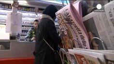 Amenaza en Bruselas a los quiscos que vendan el último número de Charlie Hebdo
