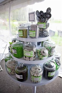 candy bar from our wedding- designed by Yummy, Ocean City MD