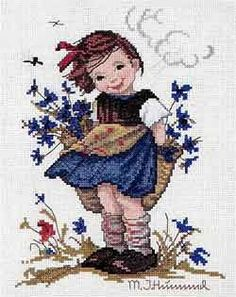 Mi Hummel Embroidery Designs