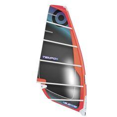 Pryde Tempo 5.7 metre - 24-7 Boardsports 199Font, 3kg. Jó ajánlat szintén.