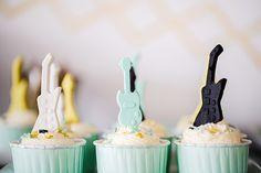 Rock, Twins, Party Ideas, Stars, Desserts, Baby, Meet, Tailgate Desserts, Deserts