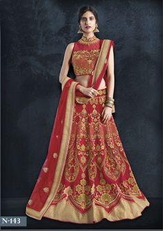 Indian Wedding Lehenga Choli Designs Bollywood Pakistani Dupatta Freeship Lehnga #Shoppingover #LehengaCholi