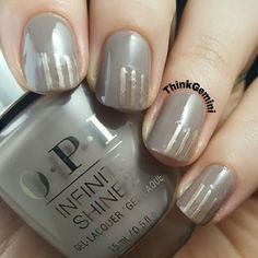Would you try OPI Berlin There Done That Stripes by Christine M? Vote on Preen.Me!