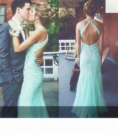 Backless Prom Dresses,Open Back Prom Dress,Mint Green Prom Gown,Sparkly Prom Gowns,Elegant Evening Dress,Sparkle Evening Gowns,Mermaid Evening Gowns,Sexy Prom Dress,Party Dress For Teens