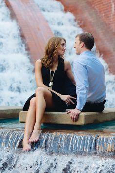 Gorgeous Engagement in Houston, Texas #engagement #houston