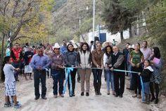 - 240 mil pesos, la inversión que se destinó en beneficio de 374 pobladores Ojo de Agua del Lindero, Jalpan;...