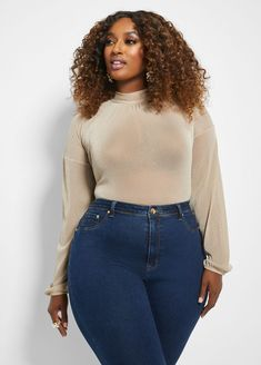 While shopping for plus size clothing can be comparable to getting a root canal, for many extra tall curvy girls, … Plus Size Fashion Tips, Plus Size Outfits, Lurex Top, Big And Tall Stores, Fashion Nova Curve, Latest Ankara Styles, Curvy Girl Outfits, Distressed Skinny Jeans, Beautiful Black Women