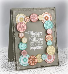 Poetic Artistry: Button Best Day One Blog Hop
