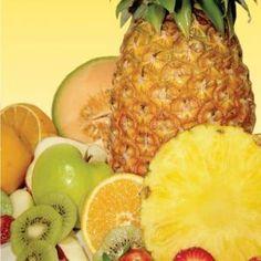 Como perder peso com a dieta da fruta lavada