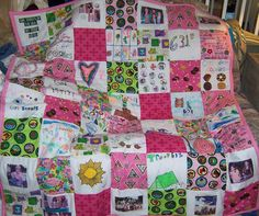 girl scout quilt - Google Search