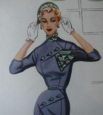 1954 Vintage MODES ROYALE