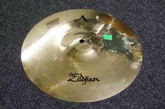 "Zildjian 12"" Avedis Custom Splash Cymbal"